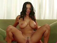 Seductive Woman Fucks Young Stud