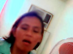 46 year old filipina mom editha navares showing her boobs