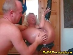 My MILF Exposed Anal addiction wife fisted