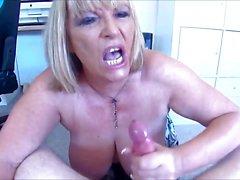 Kinky Milf Alisha Rydes Sucks Dick