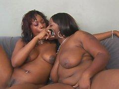 black lesbian sistas