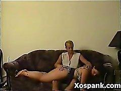 Amazing Spanking Milf Explicit Sex