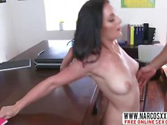 Protective Not-Mother Amanda Lane Lets Fast Cock