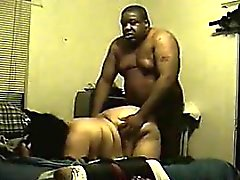 Fat Latina Being Fucked By Fat Black Guy
