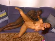 Hot milf and her younger lover 591