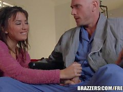 Brazzers Hot Milf Alyssa Lynn takes charge