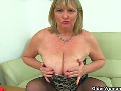 Best of British milfs: Samantha Sanders, Alisha Rydes and Lacey Starr