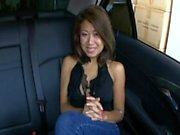 Asian Babe Gets Fucked In Limo