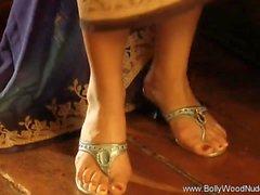Dancing And Erotic Indian MILF