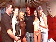 Hot Swinger MILF Party