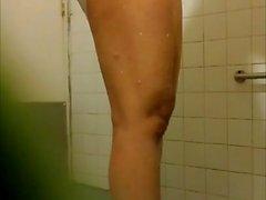 Chinese MILF Self Shot Shower 1.mp4