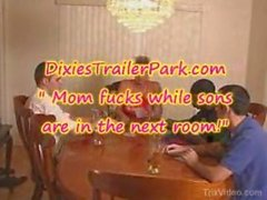 MOM FUCKS her SONS BEST BLACK FRIEND