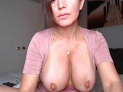 Saliva Covered Tits