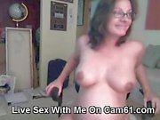 Nice Big Breasts Pregnant Cam Whore Stripping