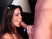 Taylor Ann is a busty MILF who loves riding giant cock. She