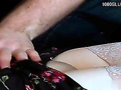 Italian mom anal creampie