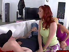 Penny Pax and Tara Holiday hard ass fucked