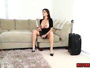 Big tits mom sex with orgasm