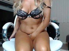 Big boobs exgirlfriend striptease