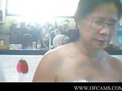 Naked mom after shower schoolsex still