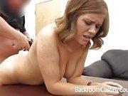 Pregnant Cindy Threeway Anal and Cum Bath