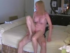 Mom and step son are alone at home - Melanie Skyy - hornyfamily
