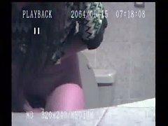 hidden cam toilet