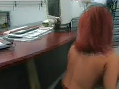 naughty-hotties net - Sex in the office