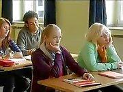 Mirja Boes als geile Sexualkunde Lehrerin