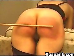 Spanking Milf In Voluptuous Fetish Domination