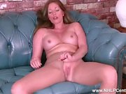 Big boobs Milf Holly Kiss rips open nude pantyhose and fucks toy to orgasm