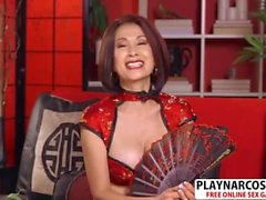 Mature Mother Kim Anh Gets Fucked Hot Hot Stepson