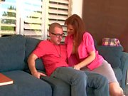 Sex hungry milf Syren De Mer seduces her step-son. She - erotic video Pornsharing