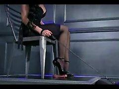 Mom Secretary CBT Heels. see pt2 at goddessheelsonline