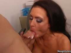 Busty Professor Jessica Jaymes gets banged by her student