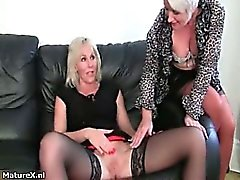Horny mature wife giving a masturbation part6