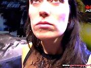 Hot Brunette MILF Jasmin Joy takes it Hardcore