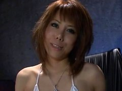 Rui Shiina plays with pussy in ser - More at javhd