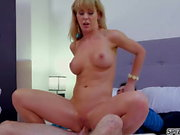 Spizoo - Cherie DeVille is fucked by her stepson, big booty