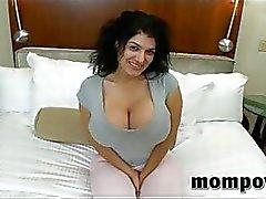 huge tit milf fucking big cock