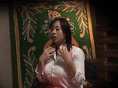Asian MILF blowjob 2014