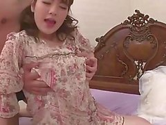 Japanese MILF squirting a lot!!!!