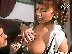 Porno Italiano Rossa Tettona