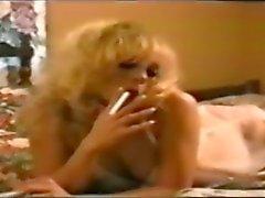 Pregnant Bimbo Bed Smoke