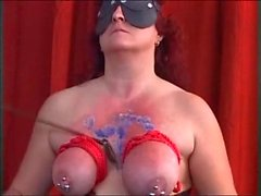 My Sexy Piercings - mature slave pierced pussy and nipples