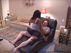 Anal Mature Big Tit Ebony BBW MILF