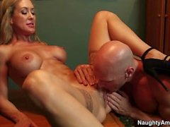 Brandi Love Serious Sex