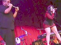 BBW Thick Legs Crystal Precious Sing n' Dance