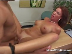 Mature Office Fuck With Vanessa Videl