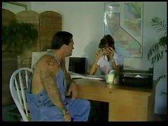 Gaping Office MILF Jizzed